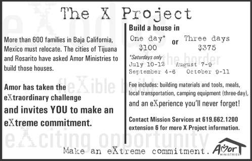 X Project Email